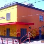 Circumwriting 2004, Stazione via del Monte
