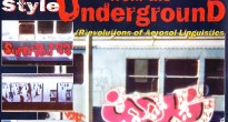 La copertina di ''Style: Writing From The Underground''