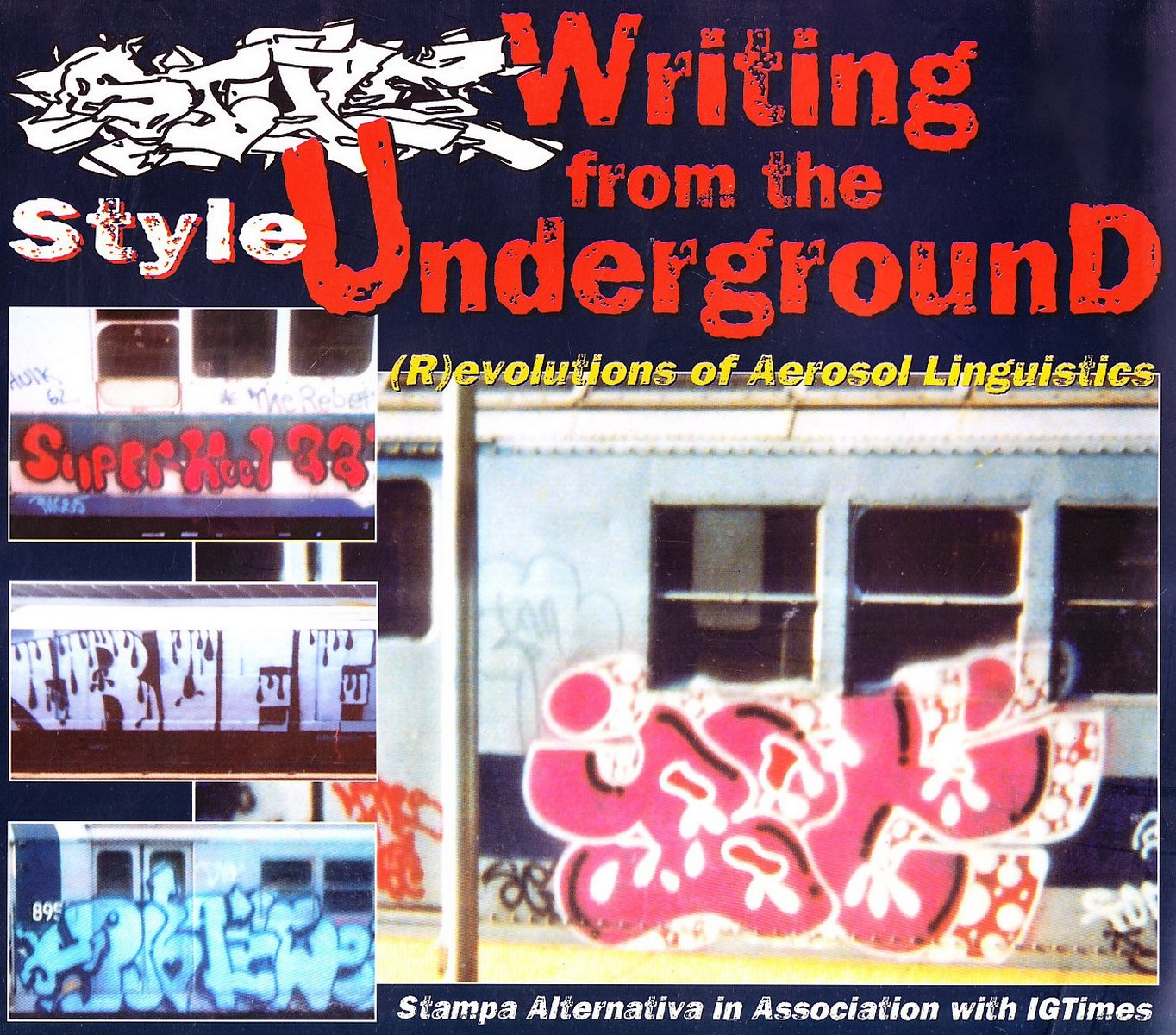"""Style. Writing from the Underground"""
