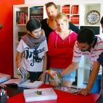 WALL, laboratori presso il Centro Territoriale per la Creatività Urbana