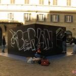"""""""W3 - Wriitng al Cubo""""  -  XIX anno dalla caduta del Muro di Berlino"""