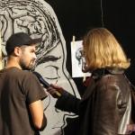 Intervista agli artisti, W3 -  XIX anno dalla caduta del Muro di Berlino