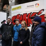 Breaking Walls, con Flycat, Mr. Wany; Kayone e Raptuz