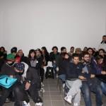 DoTheWriting! Puglia: parte del pubblico presente. Lecce, 3 gennaio 2010.