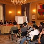 DoTheWriting! Sicilia, un momento della conferenza
