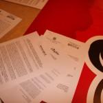 DoTheWriting! Sicilia, firma del protocollo