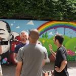 Smemo Per la Creatività Urbana - Napoli, intervista a Zeus40 e Rota
