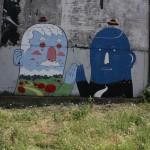 Smemo Per la Creatività Urbana - Roma, l'intervento di Mr. Thoms e Agostino Iacurci
