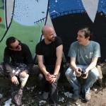 Smemo Per la Creatività Urbana - Roma, Simone Pallotta tra Mr.Thoms e Agostino Iacurci