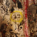 Dalla Storia del Graffitismo alla Pittura Contemporanea, mostra Rae Martini presso la Fondazione Valenzi, particolare opera