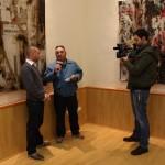 Dalla Storia del Graffitismo alla Pittura Contemporanea, mostra Rae Martini presso la Fondazione Valenzi
