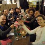 Urban Creativity Alliance, con  Thomad Menjou, Igor Ponsosov, Ines Machado, Jochem Cats, Luca Borriello e Salvatore Pope Velotti