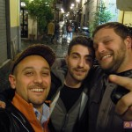 Urban Creativity Alliance, con Luca Borriello, Thomad Menjou e Jochem Cats