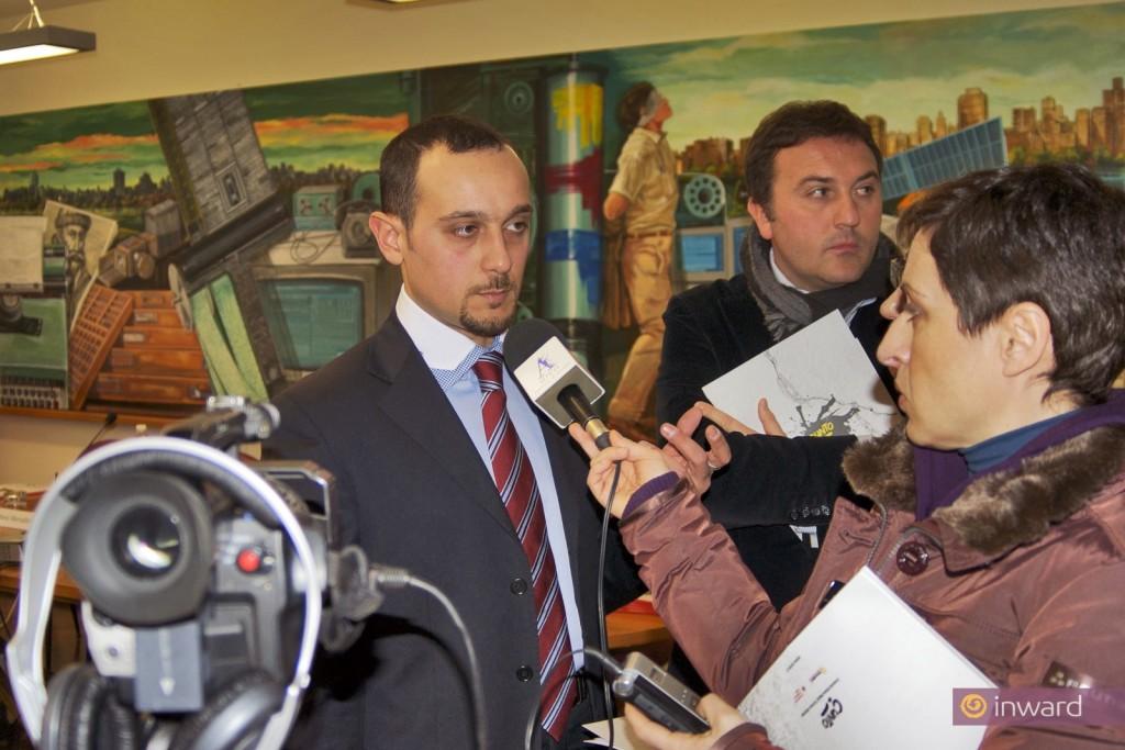 Conferenza nazionale di presentazione del progetto CUNTO, intervista a Luca Borriello, Direttore Ricerca INWARD