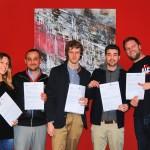 Urban Creativity Alliance, firma del Memorandum of Understanding sulla Street Art tra Inghilterra, Russia, Portogallo, Olanda e Italia