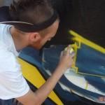 ''European Graffiti'', progetto sostenuto da ANG - Agenzia Nazionale Giovani nell'ambito del programma ''Gioventù in Azione''