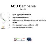 Proposte ACU Bereshit - Campania