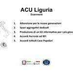 Proposte ACU Dueeventi - Liguria