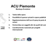 Proposte ACU Monkeys Evolution - Piemonte