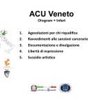 Proposte ACU Ologram + Infart - Veneto