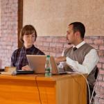 Missione a Mosca: Luca Borriello, direttore ricerca INWARD, presenta il modello di valorizzazione della creatività urbana al pubblico del WINZAVOD Centre for Contemporary Art