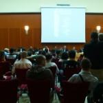 Do The Writing! Campania: circa cento giovani creativi urbani costituiscono il pubblico dell'evento nella Sala Perseide della Stazione Marittima di Napoli, in occasione di Galassia Guntenberg, Napoli, 31 maggio 2009