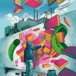 Monograff, monografia di street artista. Vol.1 - Etnik.