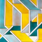 Ad Majolica – Museo Diffuso delle Maioliche della Street Art. Joys, ''Taglia e cuci - na''