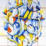 Ad Majolica – Museo Diffuso delle Maioliche della Street Art. Verbo, ''Home Street Home''