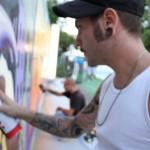 """Atreju 2009 """"Oltre ogni muro"""", Pencil a lavoro"""