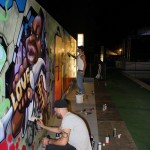 Atreju 2009 - Oltre ogni muro, work in progress