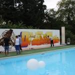 Atreju 2009 - Oltre ogni muro,  artisti a lavoro