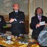 La Fabbrica delle Lettere, mostra del progetto Alephactory, presso la Biblioteca Nazionale del Palazzo Reale di Napoli.