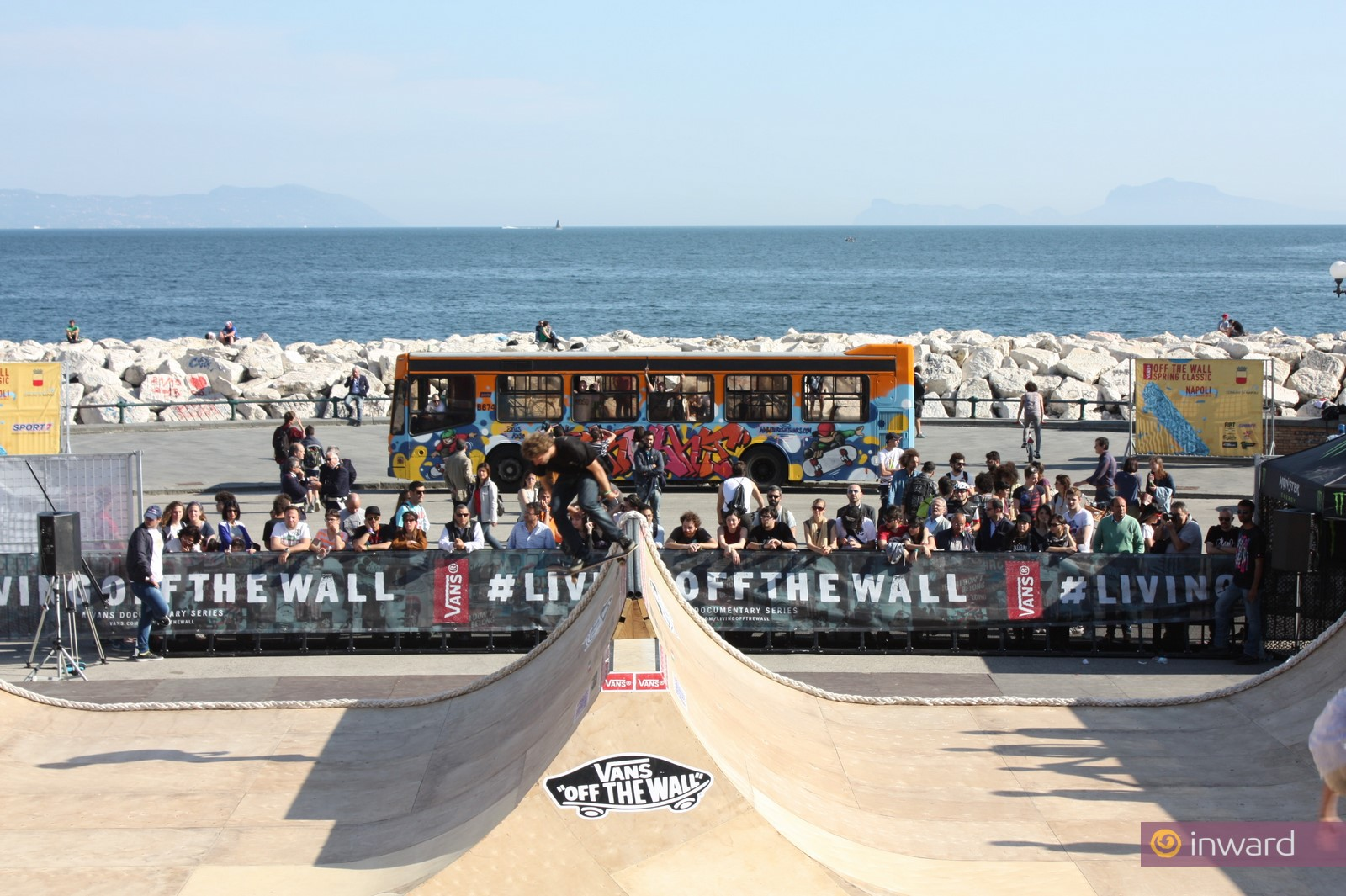 A Napoli il Vans Off The Wall Spring Classic 2014