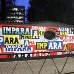 11 decadi di rosso Campari omaggiate dalla street art