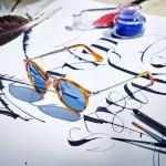 Eyewear e street art: l'arte della calligrafia per Persol