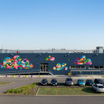 I murales di Google: la street art racconta i data center
