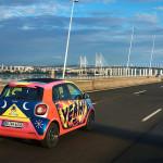 Quando la street art diventa Smart