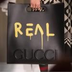 Street art e alta moda con Gucci