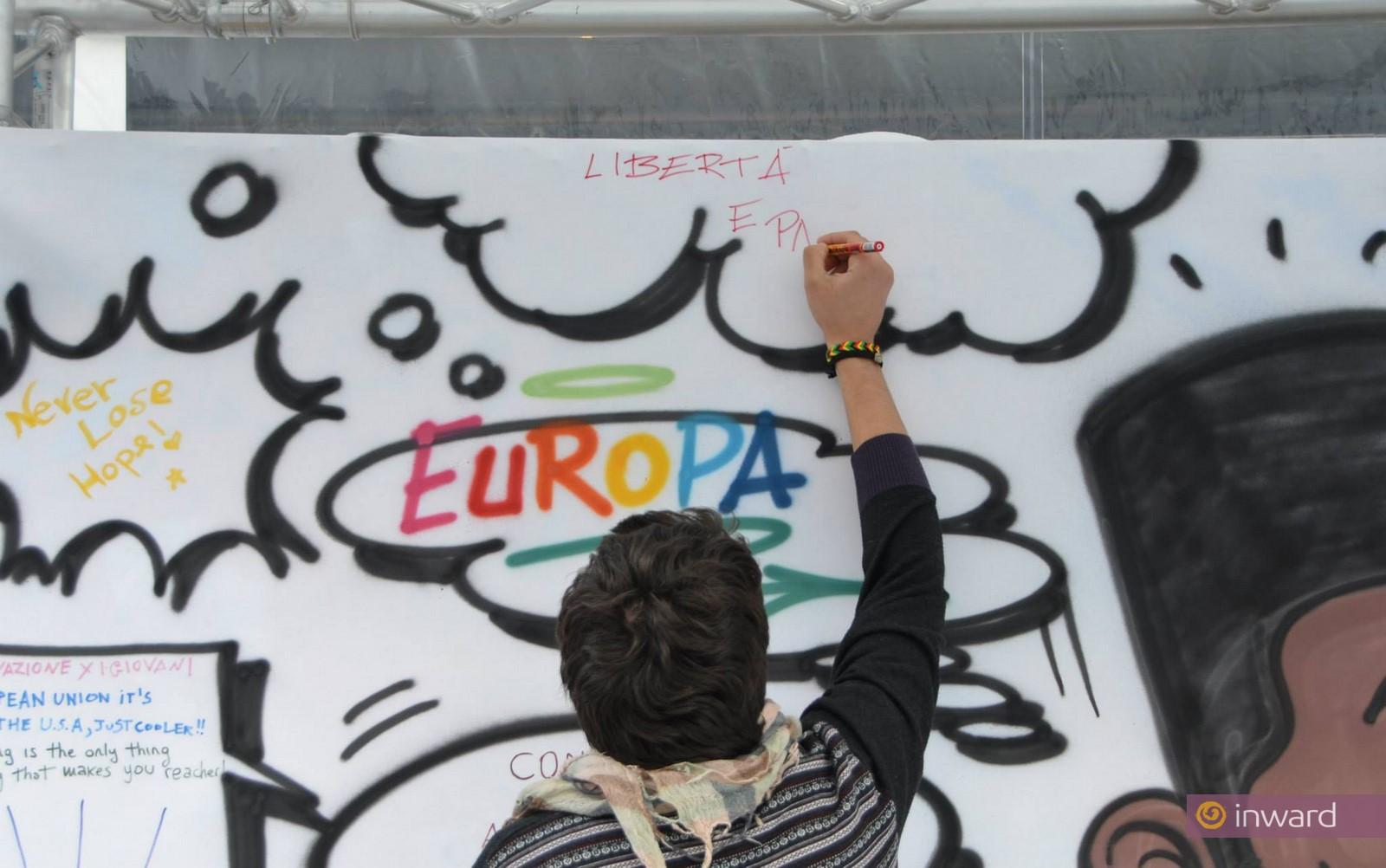 """Napoli in festa per """"Youth on the move"""""""