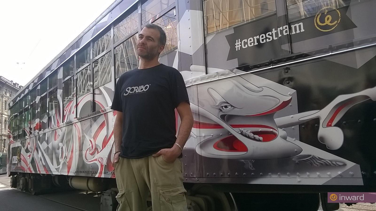 Ceres Tram a Milano