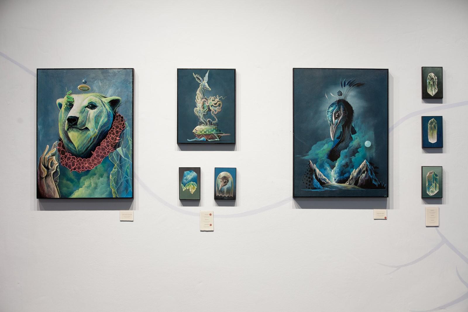 Ceres e INWARD: mostra di Nosego presso la Galleria Varsi di Roma