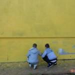 Work in progress ''Lo trattenemiento de' peccerille''