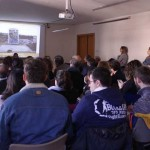 Salvatore Velotti, direttore Sviluppo INWARD, presenta lo Street Art District di Napoli Est al CNR