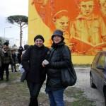 Remida Napoli alla presentazione dell'opera ''Lo trattenemiento de' peccerille''