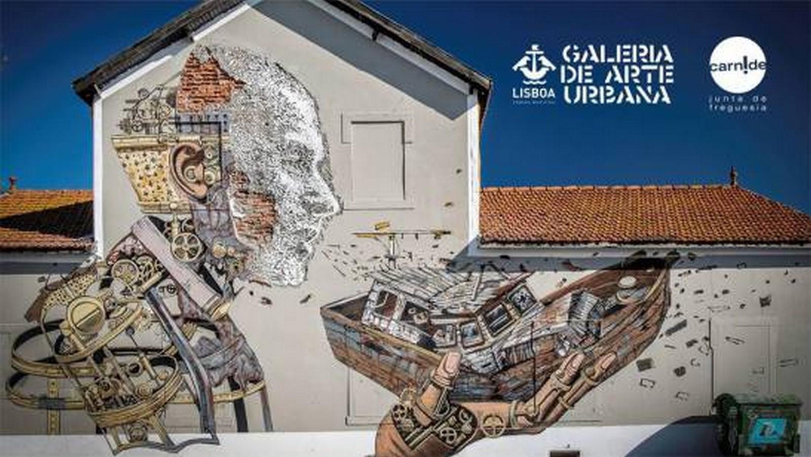 Relazioni e ricerca sulla street art in Portogallo