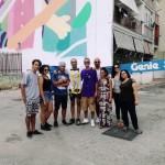 Street art tour con la  Cooperativa Sociale Il Quadrifoglio