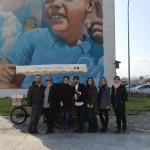 Street art tour con il Convention Bureau Napoli, Areoporto Internazionale Capodichino Napoli e Don Café - Street Art Coffee