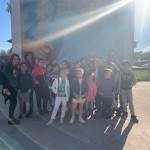 Street art tour con il LET – Laboratorio di Educativa territoriale Progetto Catrin (Arci Movie zona A), fascia 6-11 anni