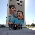 Street art tour con il LET Progetto Catrin - Arci Movie B